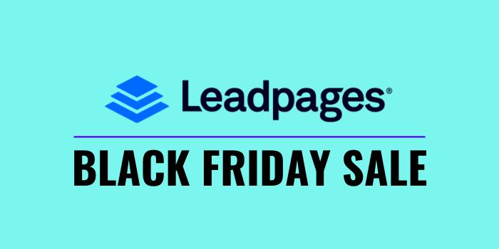leadpage sale