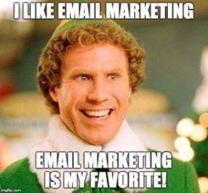 email marketing meme