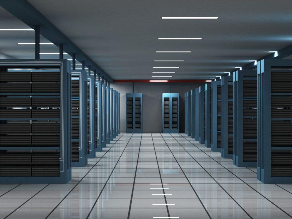 web hosting companies server