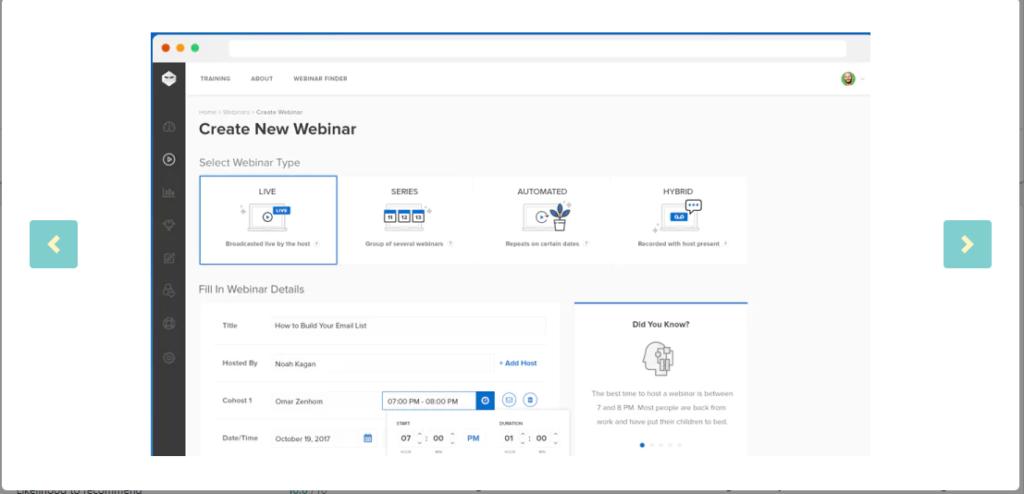 best webinar platforms for small business