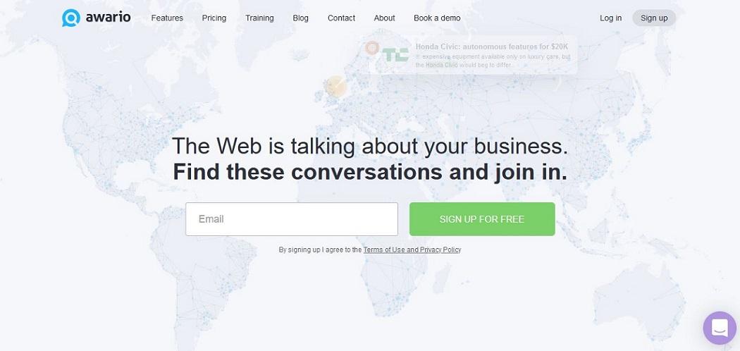 Awario: a reliable social media marketing tool