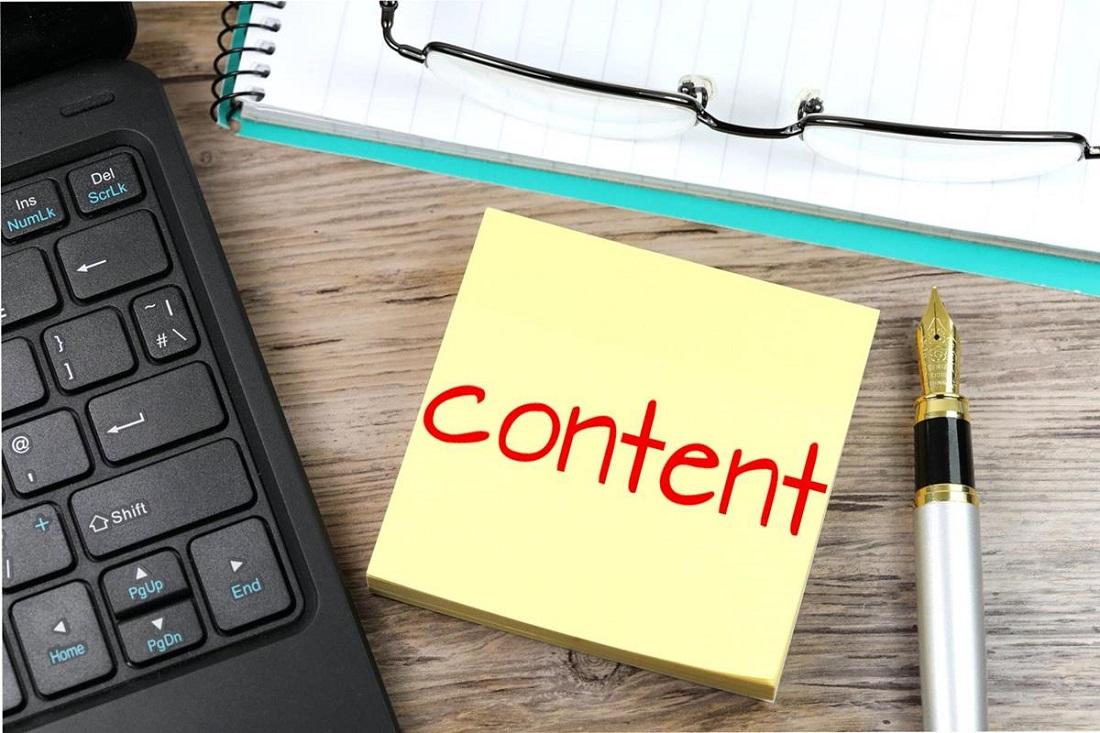 Sales Funnel Process: Content Building