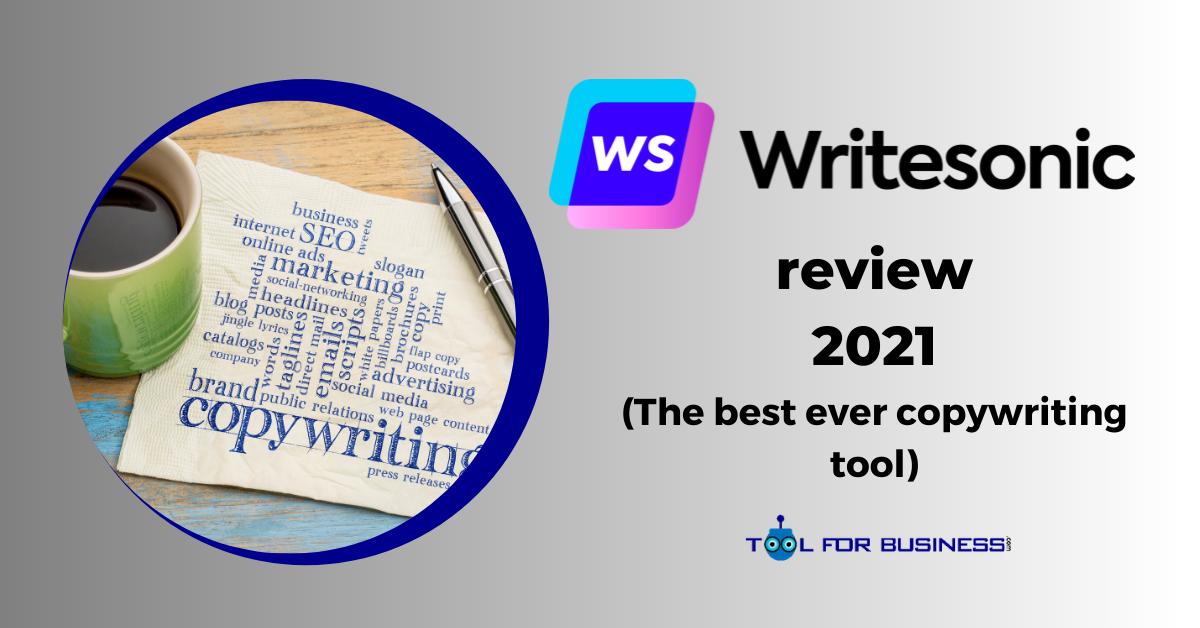 writesonic review